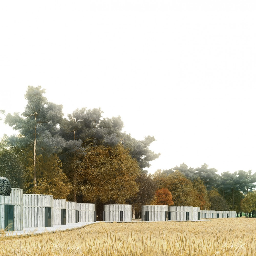 Art Residence Third Prize Winning Proposal / Megabudka