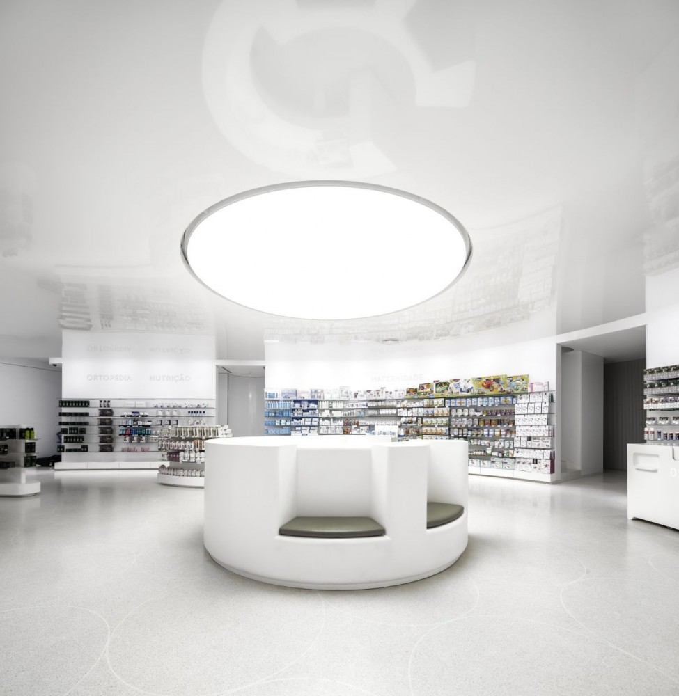 Lordelo Pharmacy / José Carlos Cruz – Arquitecto