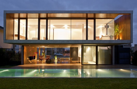 Casa FF / Fritz + Fritz Arquitectos  Quiroga Carrafa