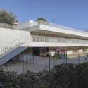 Children's Day Care Center In La Trintite / CAB Architects © Aldo Amoretti