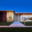 Madonna University - Franciscan Center for Science and Media / SmithGroupJJR Courtesy of SmithGroupJJR