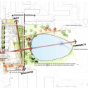 Madonna University - Franciscan Center for Science and Media / SmithGroupJJR Site Plan