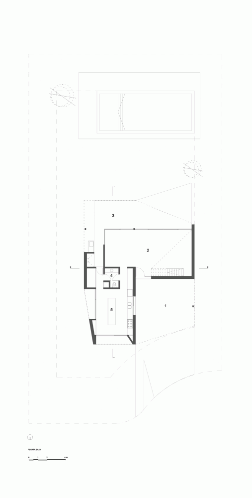 Miraflores House / Cekada-Romanos Arquitectos