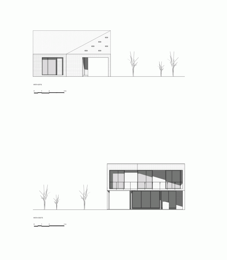 Alejandra House / Cekada-Romanos Arquitectos