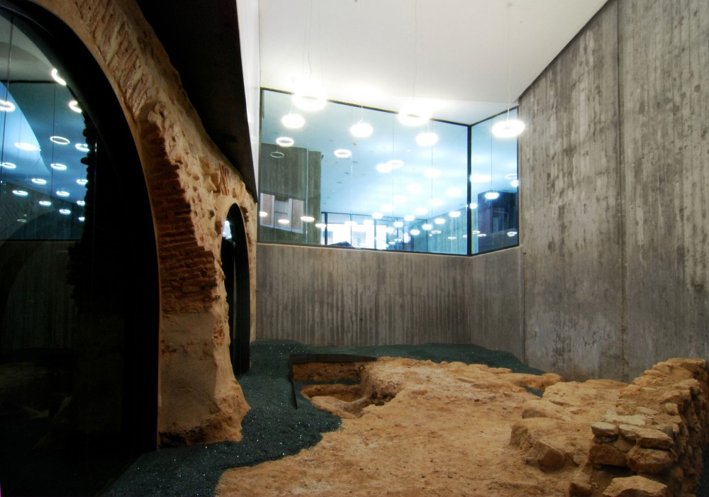 Archaeological Space in Daroca / Sergio Sebastián Franco