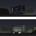 Wulai Parking Structure / QLAB Elevation & Section