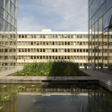 Tripode Office Building / Barré Lambot Architectes © Philippe Ruault