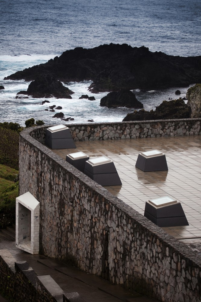 Environmental Interpretation Centre in Flores Island – Azores / Ana Laura Vasconcelos