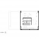 Studio R / Marcio Kogan planos de pisos Primera