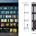 "Refurbishment of ""La Serenissima"" Office Building / Park Associati Detail"