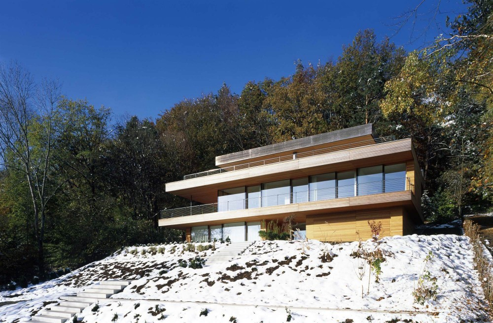 House Heilbronn / k_m architektur