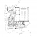 Jack Nicklaus Golf Club / Yazdani Studio First Floor Plan