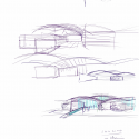 Jack Nicklaus Golf Club / Yazdani Studio Sketch