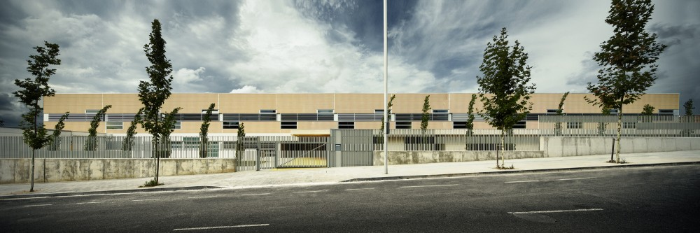 School in Tarragona / Batlle i Roig Arquitectes