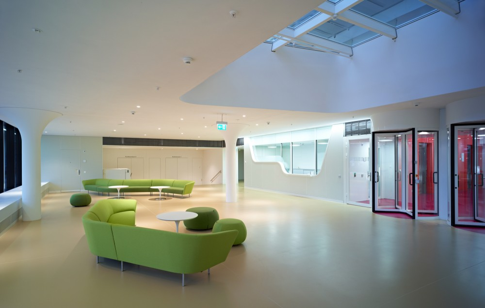 Gmligenpark New Credit Suisse Backoffice / Burckhardt+Partner