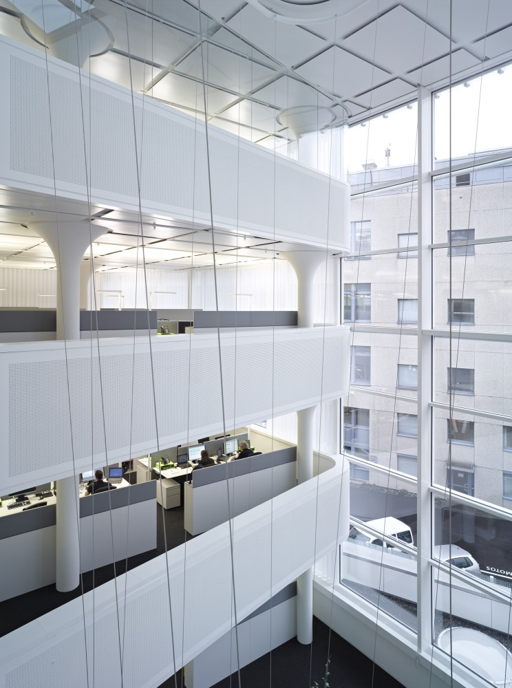 Gümligenpark New Credit Suisse Backoffice / Burckhardt+Partner