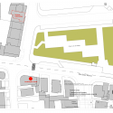 Campos Pharmacy / e|348 Arquitectura Site Plan