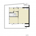 Villa Rieteiland-Oost / Egeon Architecten Top Floor Plan