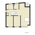 Villa Rieteiland-Oost / Egeon Architecten Second Floor Plan