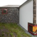 Environmental Interpretation Centre in São Jorge Island / Ana Laura Vasconcelos © FG + SG - Fernando Guerra, Sergio Guerra