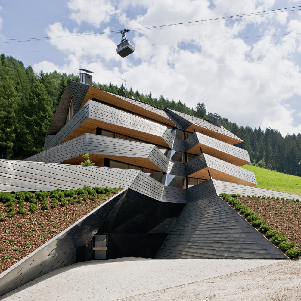 Dolomitenblick / PLASMA Studio