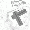 Vejlskovgaard Stable / LUMO Architects Site Plan