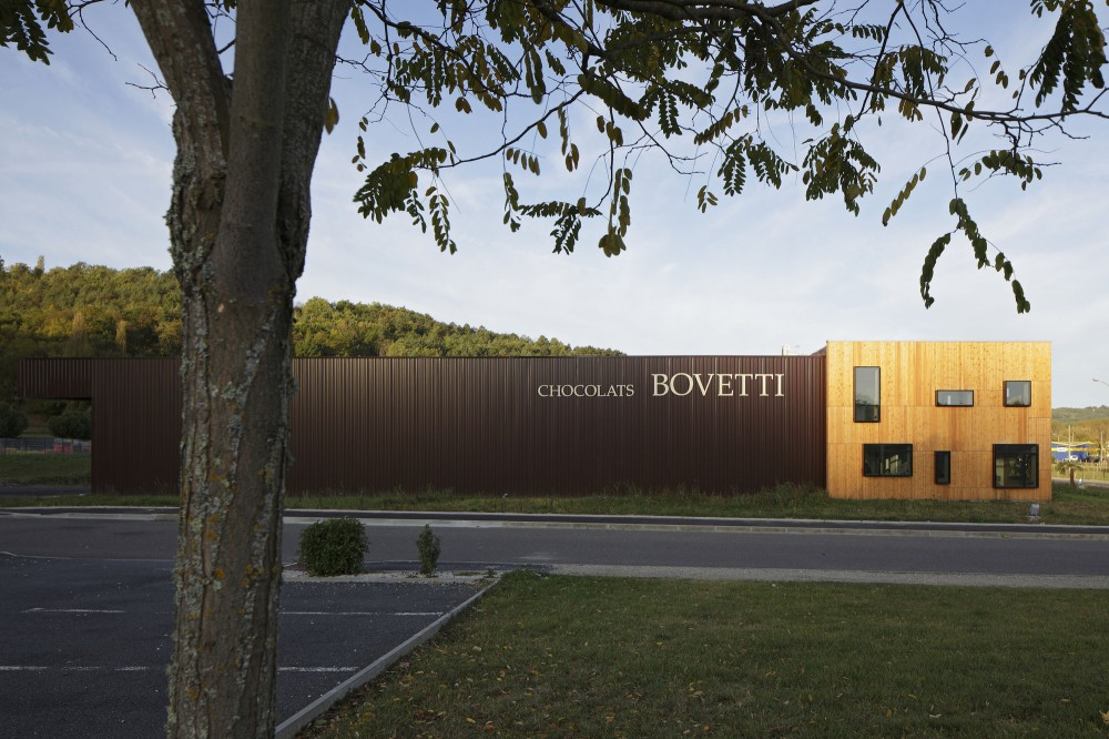 Chocolaterie Bovetti / CA/PA Architectes