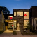 New Edinburgh House / Christopher Simmonds Architect © Doublespace Photography