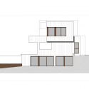 Casa Monasterios / Antonio Altarriba Comes Elevation