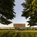 Netherlands Institute for Ecology (NIOO-KNAW) / Claus en Kaan Architekten  Christian Richters