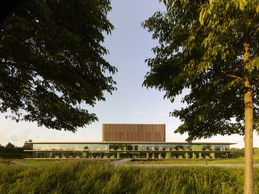 Netherlands Institute for Ecology (NIOO-KNAW) / Claus en Kaan Architekten © Christian Richters