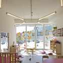 Giraffe Childcare Center / Hondelatte Laporte Architectes © Philippe Ruault