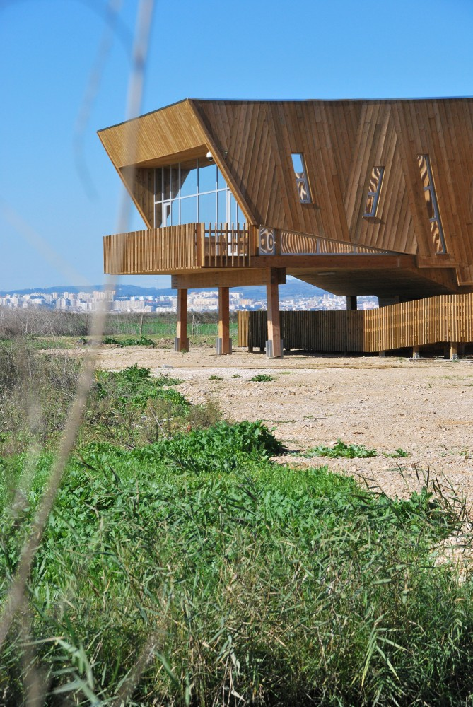 EVOA – Environmental Interpretation Center / Maisr Arquitetos