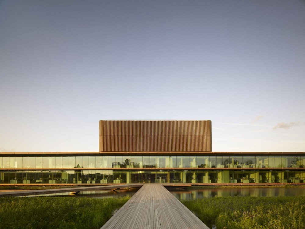 Netherlands Institute for Ecology (NIOO-KNAW) / Claus en Kaan Architekten