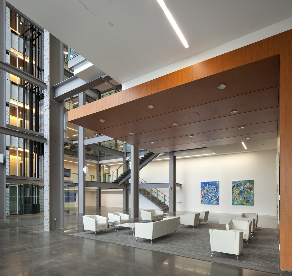 Nova Scotia Power Corporate Headquarters / WZMH Architects