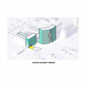 Marina Lofts / BIG Diagram
