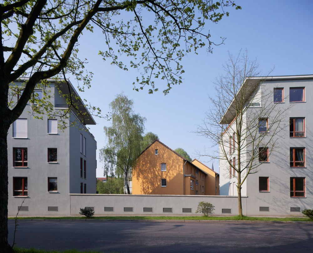 6 Residential Houses / RBSAMEN+PARTNER