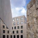 The Jewish Center in Munich / Wandel Hoefer Lorch + Hirsch © Roland Halbe