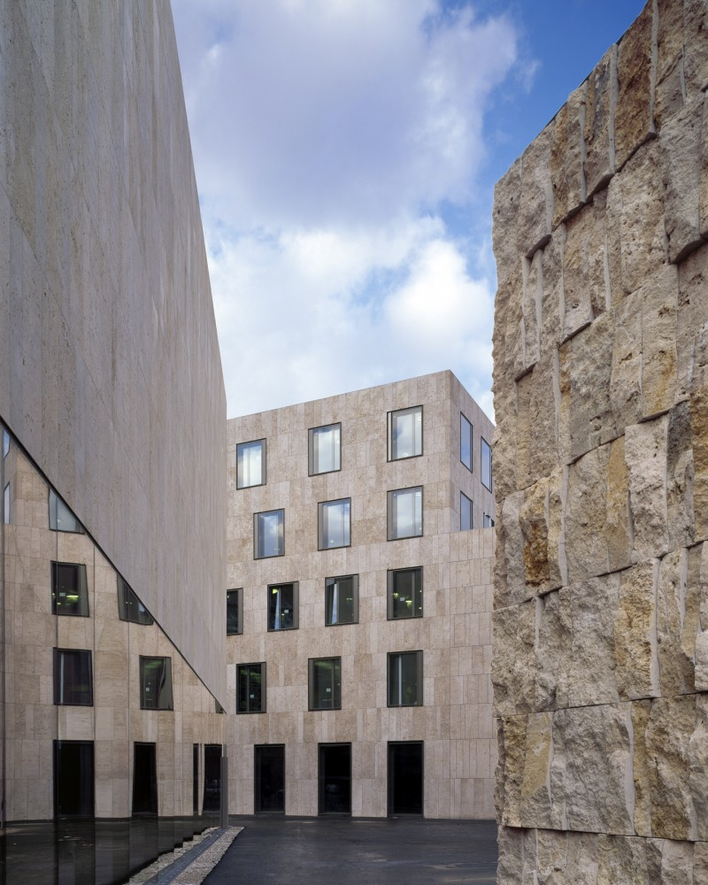 The Jewish Center in Munich / Wandel Hoefer Lorch + Hirsch