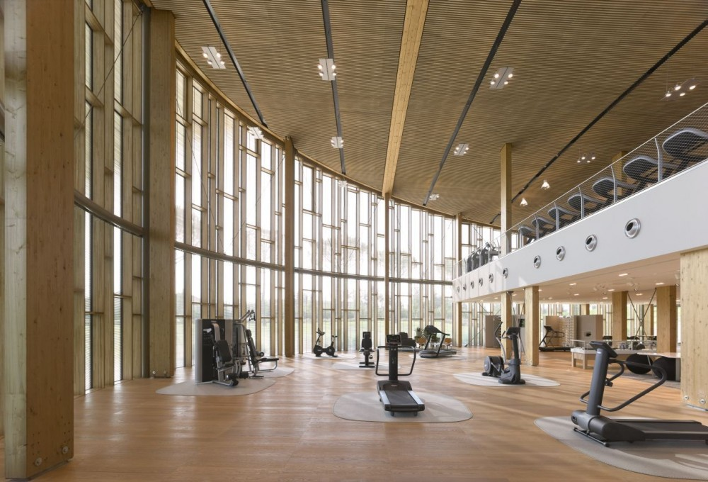 Technogym Village / Antonio Citterio Patricia Viel and Partners