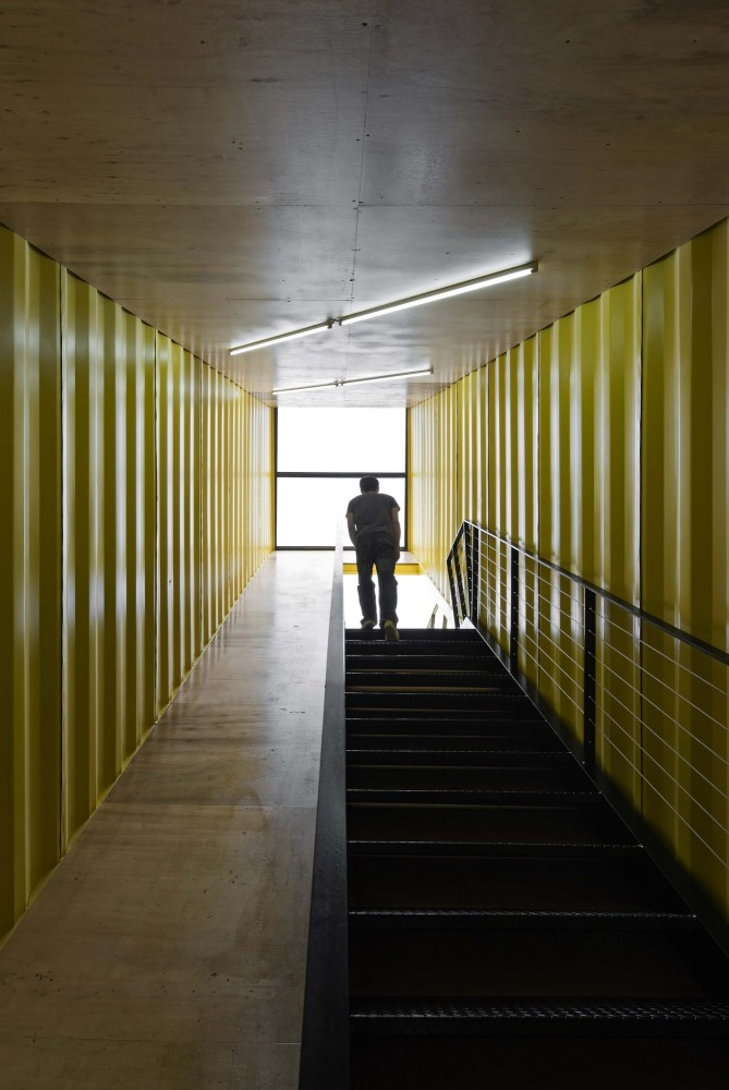 APAP OpenSchool / LOT-EK Architecture & Design