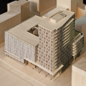 Engel & Völkers' New Headquarters / Richard Meier & Partners Model