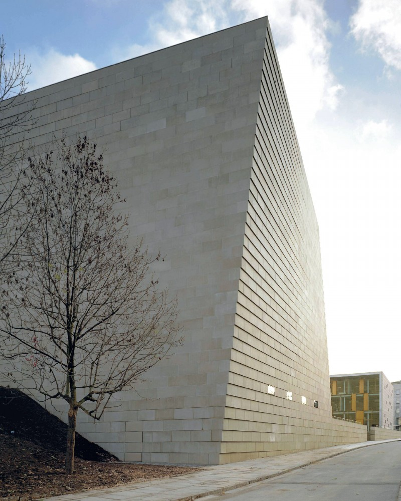 Flashback: New Synagogue Dresden / Wandel Hoefer Lorch + Hirsch