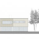 Casa MP / Estudio GMARQ North Elevation