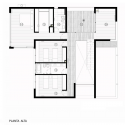 Casa MP / Estudio GMARQ First Floor Plan