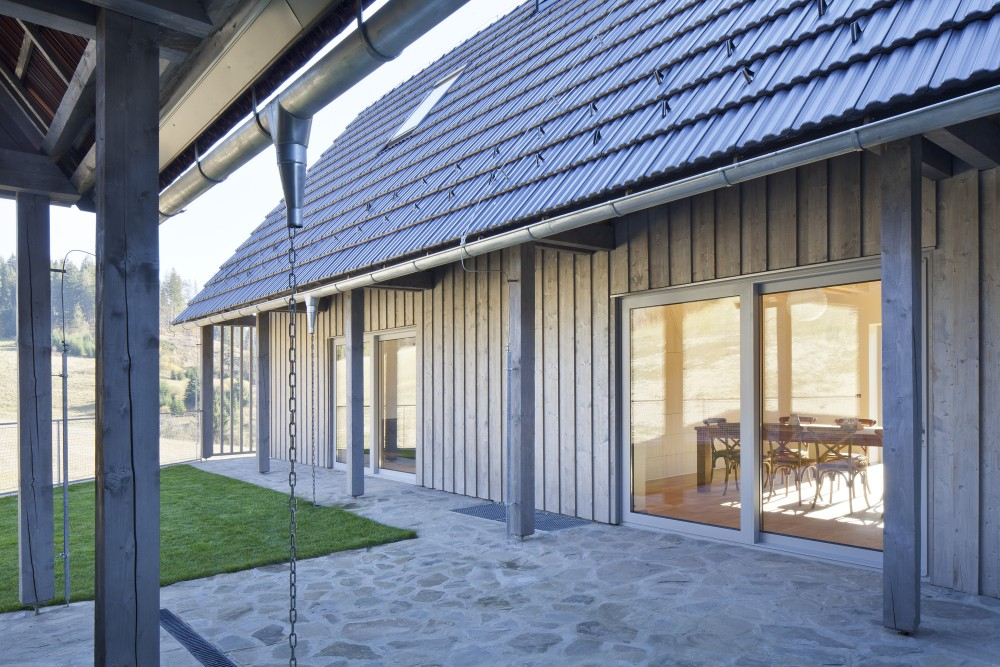 Family House in Orava / A.LT architekti