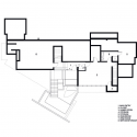House 4249 / DGBK Architects Basement Plan