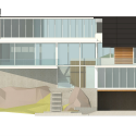 House 4249 / DGBK Architects South Elevation
