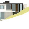 House 4249 / DGBK Architects East Elevation
