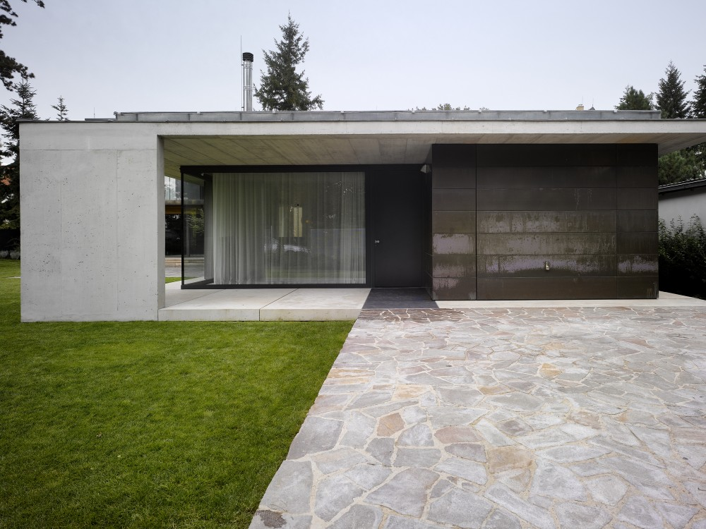 Family House in Černošice / Studio Pha